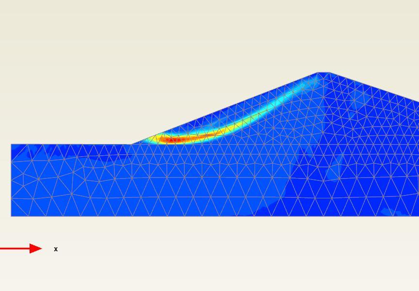 解析モデル|PLAXIS|JIPテクノサイエンス